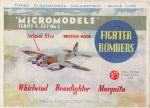 F1 Fighter Bombers Modelcraft