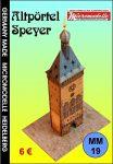 MM 19 Altpörtel Speyer Micromodelle Heidelberg