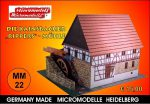 MM 22 Kainsbacher Rippers - Mühle Micromodelle Heidelberg