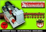 MM 8 Küppersmühle Duisburg Micromodelle Heidelberg