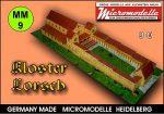 MM 9 Kloster Lorsch Micromodelle Heidelberg