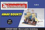 SE 2 HMAV Bounty Micromodelle Heidelberg