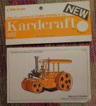 Steam Roller Kardcraft