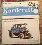 Steam Tractor Kardcraft