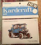 Steam Tractor Kardcraft