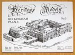 no. 3 Buckingham Palace Heritage Models