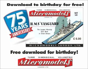75 years Micromodels-Micromodels London