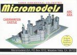 ARC XXIX Caernarfon Castle MicromodelsUSA