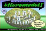 ARC XXXIV Stonehenge MicromodelsUSA