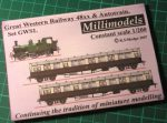 GWS1 Great Western Railway 48xx & Auto Train Millimodels