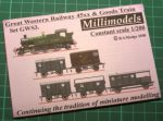 GWS3 Great Western Railways 45xx & Goods Train Millimodels