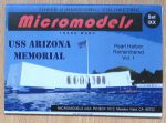 IXX Arizona Memorial MicromodelsUSA