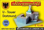 MM 04 U - Tower Dortmund Micromodels London
