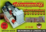 MM 08 Küppersmühle Duisburg Micromodels London