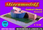 MM 12 Central Library Dortmund Micromodels London