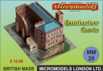 MM 20 Hambacher Castle Micromodels London