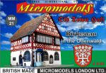 MM 21 Old Town Hall Birkenau Micromodels London