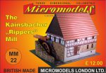 MM 22 Kainsbacher Rippers Mill Micromodels London