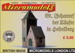 MM 28 St. Johannes der Täufer Heidelberg Micromodels London