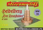 MM 39 Trutzkaiser Heidelberg Micromodels London
