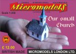 MM 41 Our Small Church Micromodels London