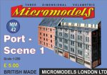 MM 42 Port Scene 1 Micromodels London