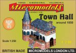 MM 45 Town Hall Micromodels London
