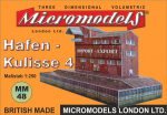 MM 48 Hafen Kulisse 4 Micromodels London