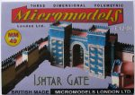 MM 49 Ishtar Gate Micromodels London