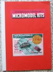Micromodel Kits Lester Harrison