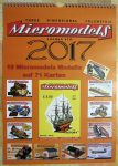 Micromodelle Kalender 2017 Micromodels London