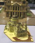 St. Paul's Cathedral built by Bas Poolen