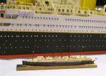 Titanic-Mauretania built by Bas Poolen