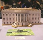 White House built by Bas Poolen