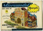 ARC IV Moorgate 1.8 Micromodels