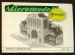 HL3 Moorgate Micromodel Distributors