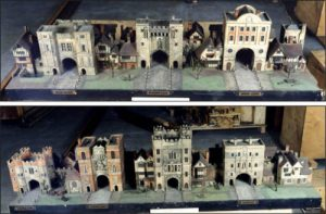 London Gates Thorp models