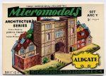 ARC V Aldgate 3.- Micromodels