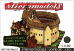ARC XIII Globe Theatre Micromodels London