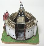 ARC XIII Globe Theatre built by Bas Poolen