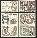 ARC XIII Globe Theatre cards Micromodels