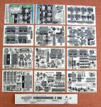 ARC XIX Houses of Parliament cards Micromodels