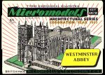ARC XX Westminster Abbey Micromodels