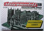 ARC XX Westminster Abbey Micromodels London
