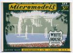 ARC XXIII White House Micromodels