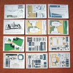 ARC XXIV United States Capitol cards Micromodels