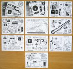 FB Festival of Britain cards Micromodels