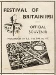 FB Festival of Britain official souvenir