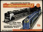 AC New York Central 1.6 Micromodels