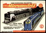 AC New York Central 1.8 Micromodels